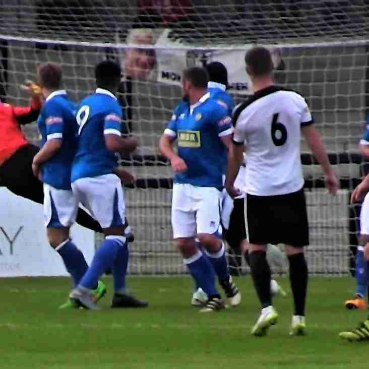 STEELMEN REMAIN 100 PER CENT UNDER KINNIBURGH