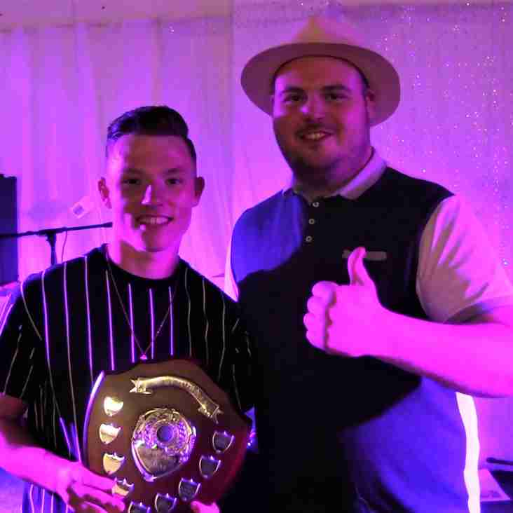 SUPPORTERS PLAYER OF THE YEAR