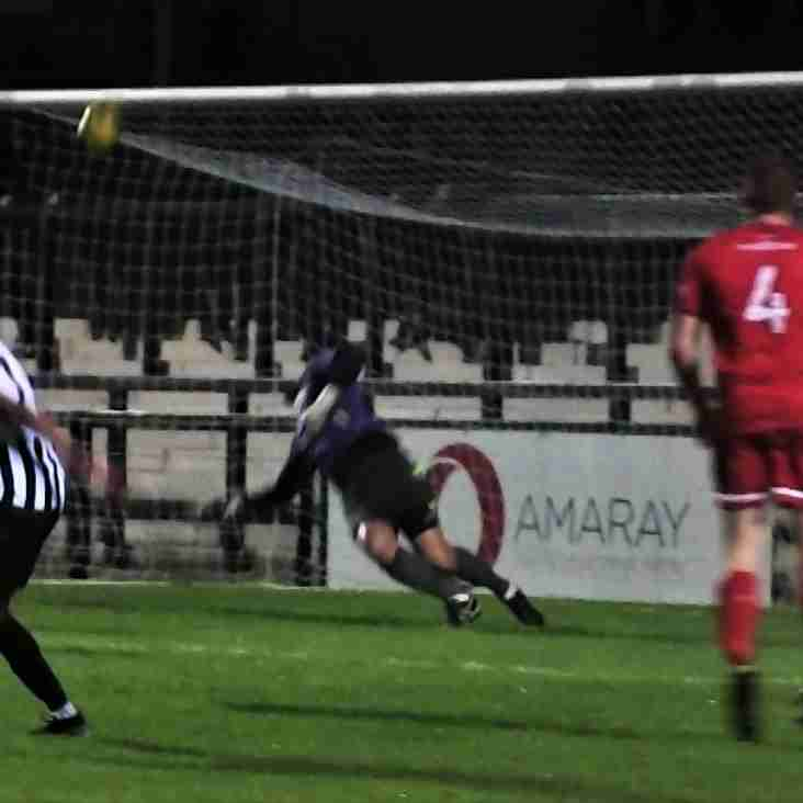 BROMSGROVE HIT FOR SIX (sorry for the obvious headline!)