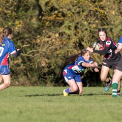 Girls U18 12.11.2017 vs Leek
