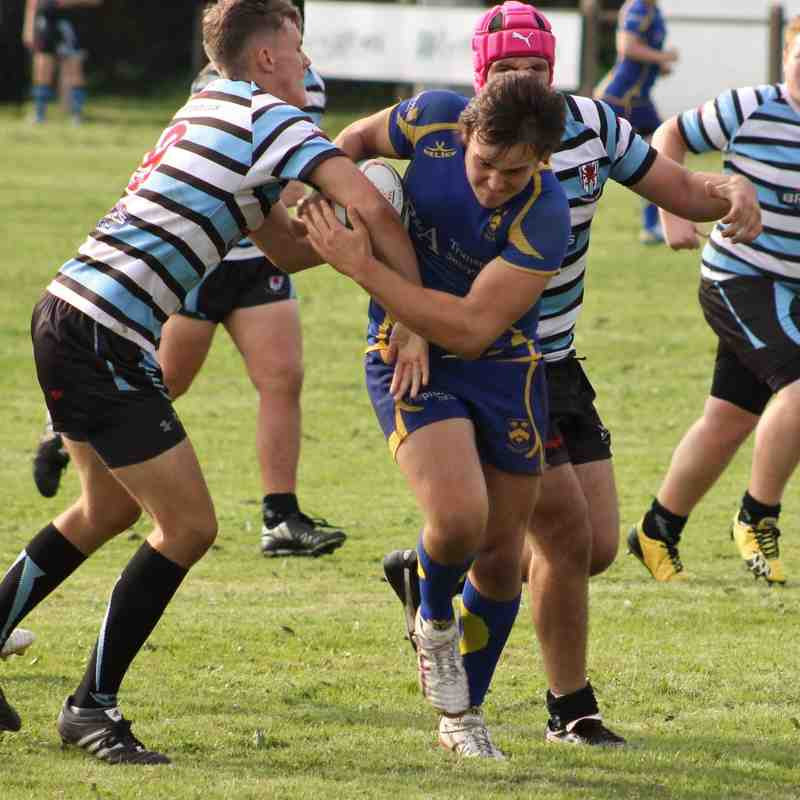 Penallta Golds v Glamorgan Wanderers 13-09-14 (2nd Half Only)