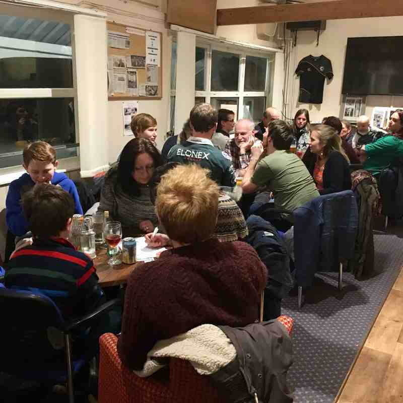 Quiz & Chips night -10th Feb 2018