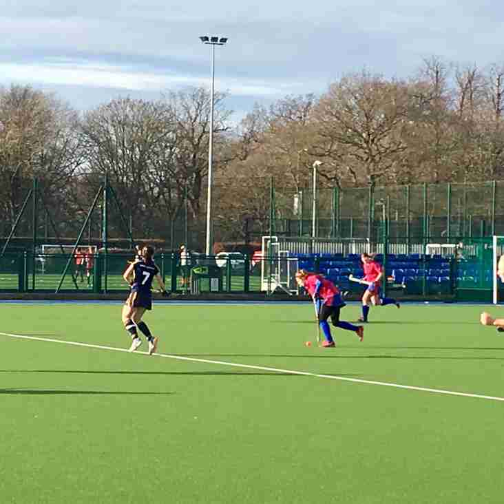 Ladies 1s - Match Report 9th March 2019