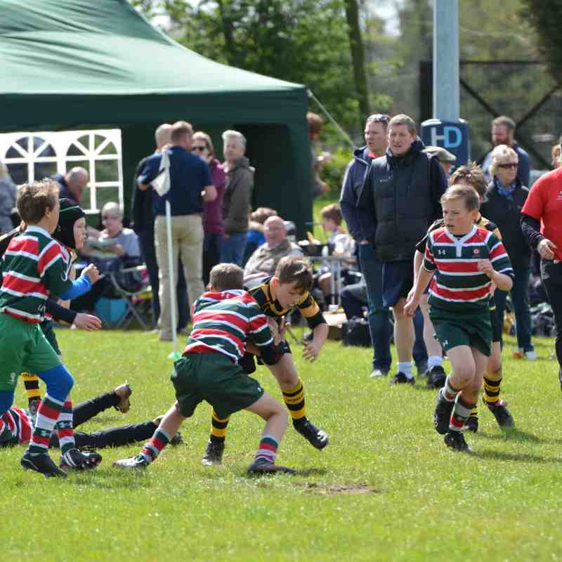 Kendal U10 Preston Festival 23 April 17