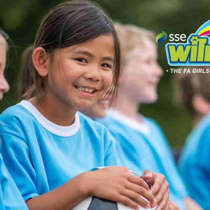 SSE Wildcats Girls' Football