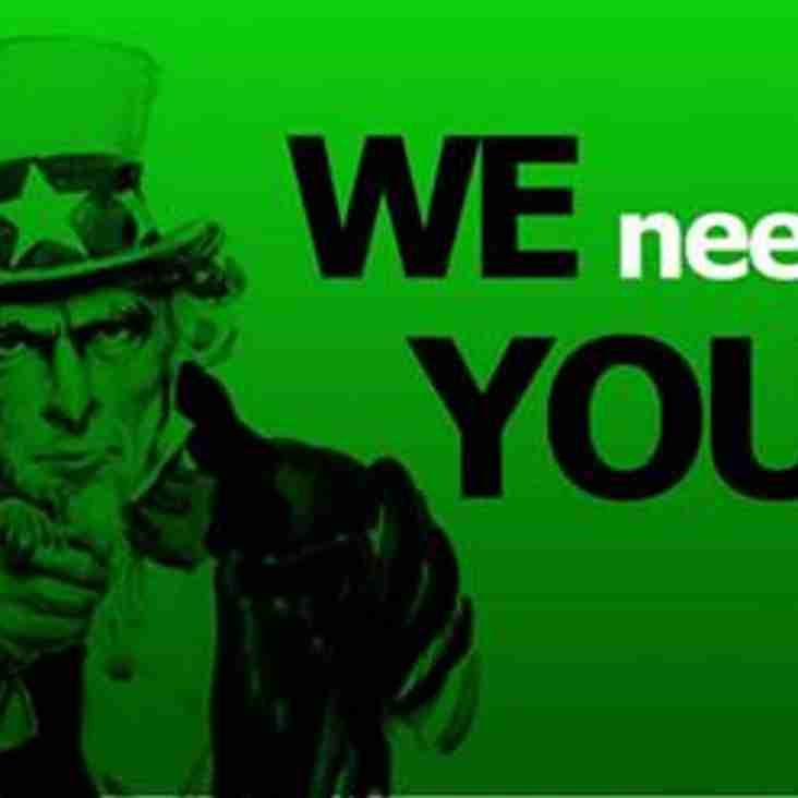 U13 Lions - We need you!