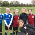 U10's Red protect their turf