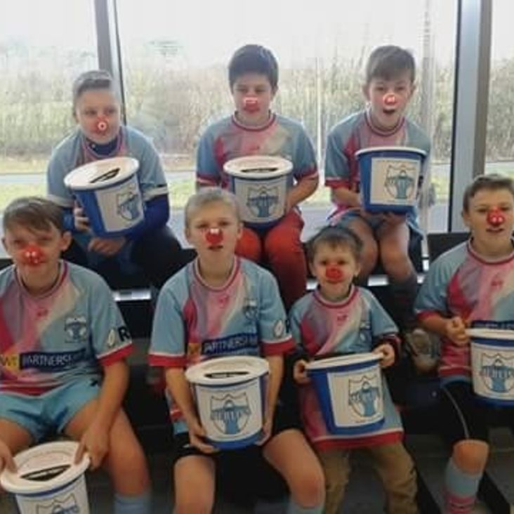 U11&#039;s  fundraising goes from strength to strength <