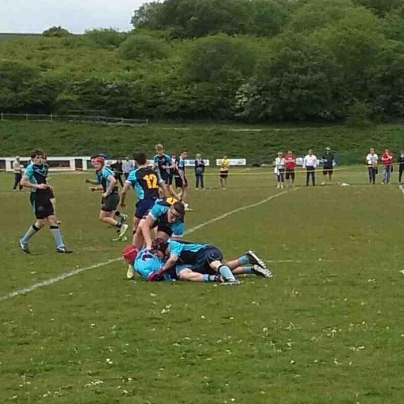 U15's v Elmbridge Eagles - 23rd May 2015