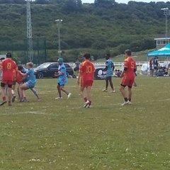 U15's v Medway Dragons - 27th June 2015