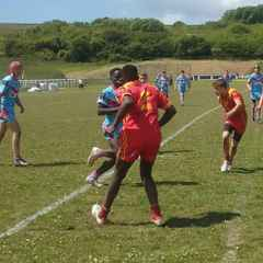 Sussex Merlin's 4 - 20 Medway Dragons
