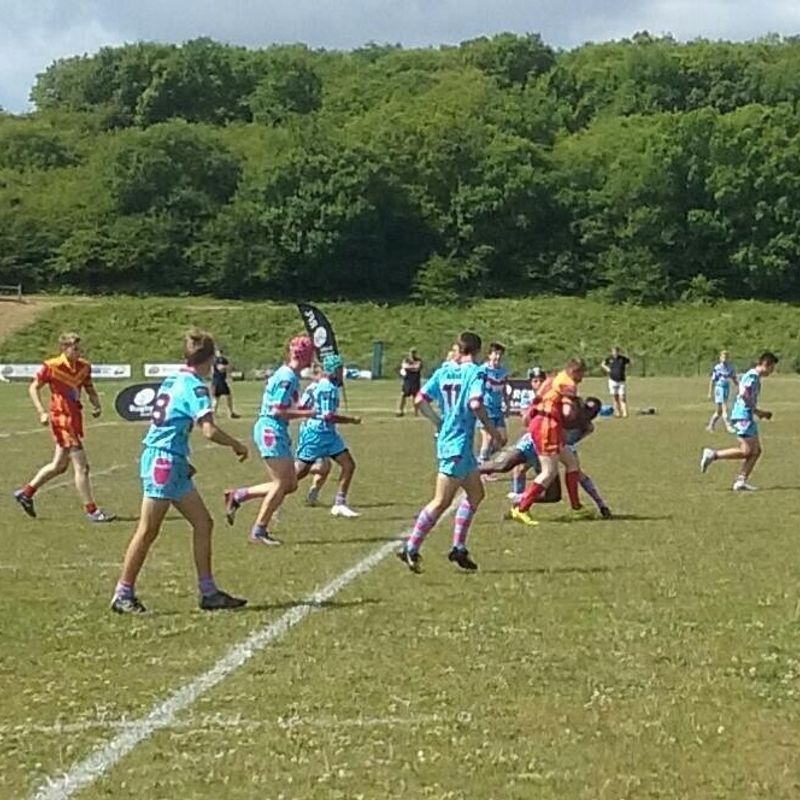 U15's v Medway Dragons - 27th June 2015