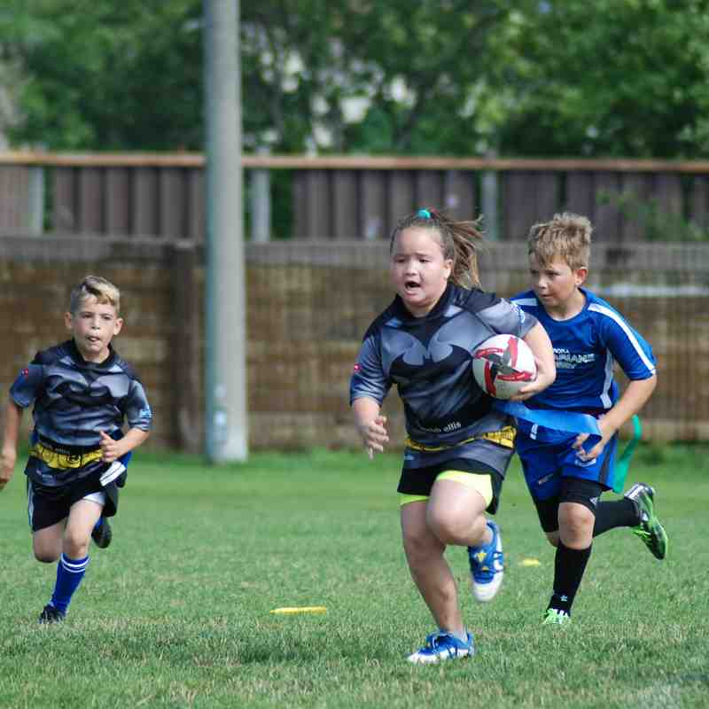 U10/8 Flag Rugby at the Toronto Festival - June 18th