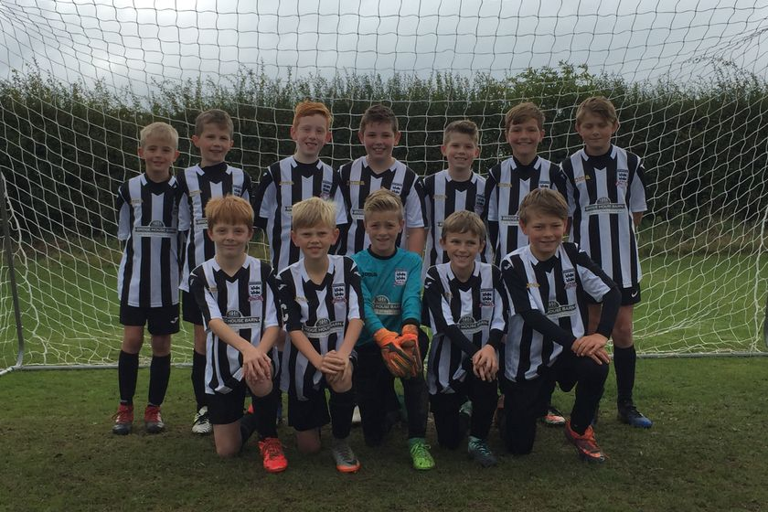 Highfield Rangers Juniors & Youth U11 	 vs. Kibworth Town Football Club