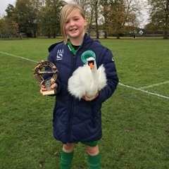 Player of The Match vs Mid Beds Tigers U12 - 11.11.17
