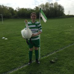 Player of The Match vs Barton Athletic Girls