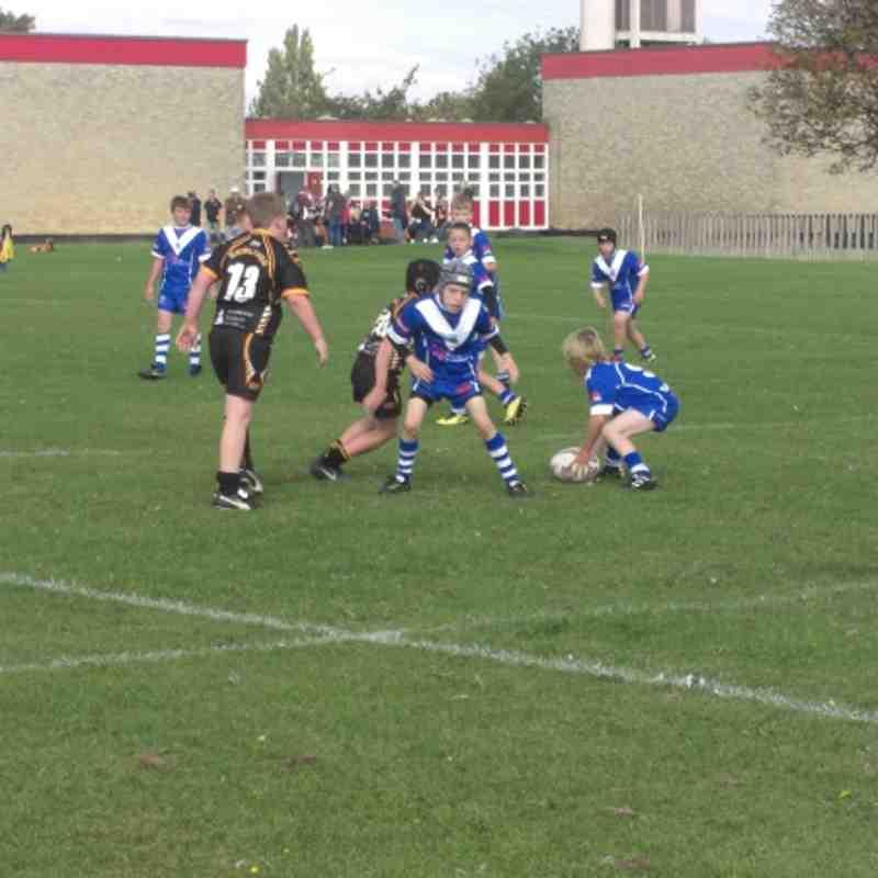 Easts 12's v Skirlaugh 12's 09/2011