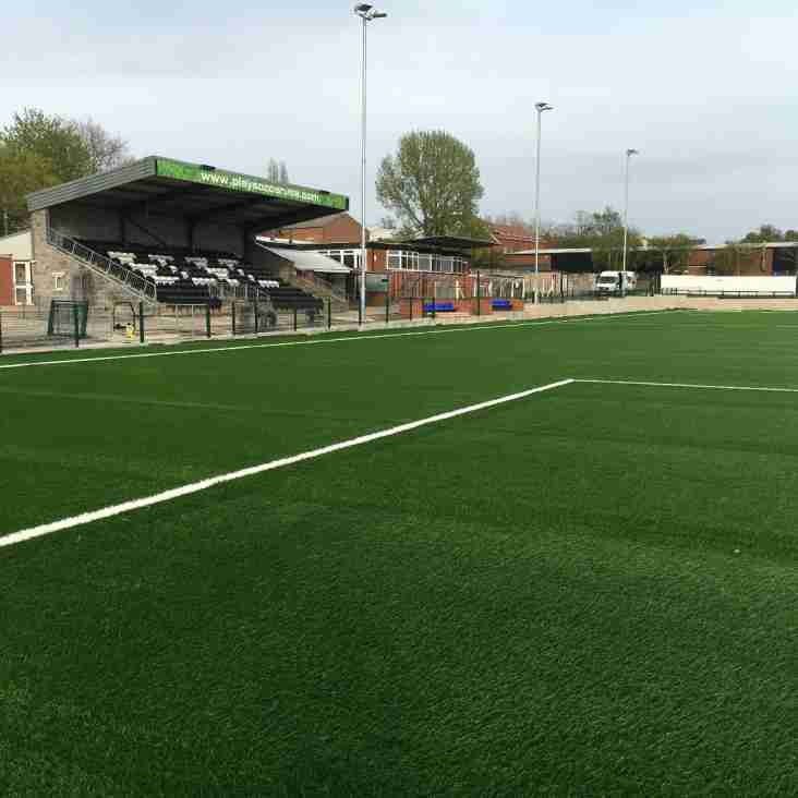 Saturday sees Holbrook Sports FC start Pre-season Friendlies