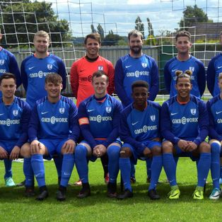 Ressies draw 2-2 at Harworth Colliery