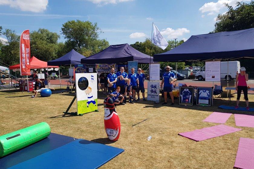 Erdington RFC at Sutton Community Games
