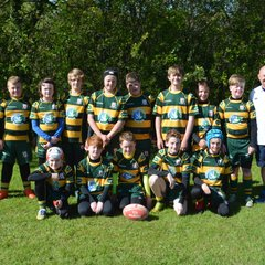West Park RUFC U12's Preston Grasshopper RUFC Tournament (23.04.17)