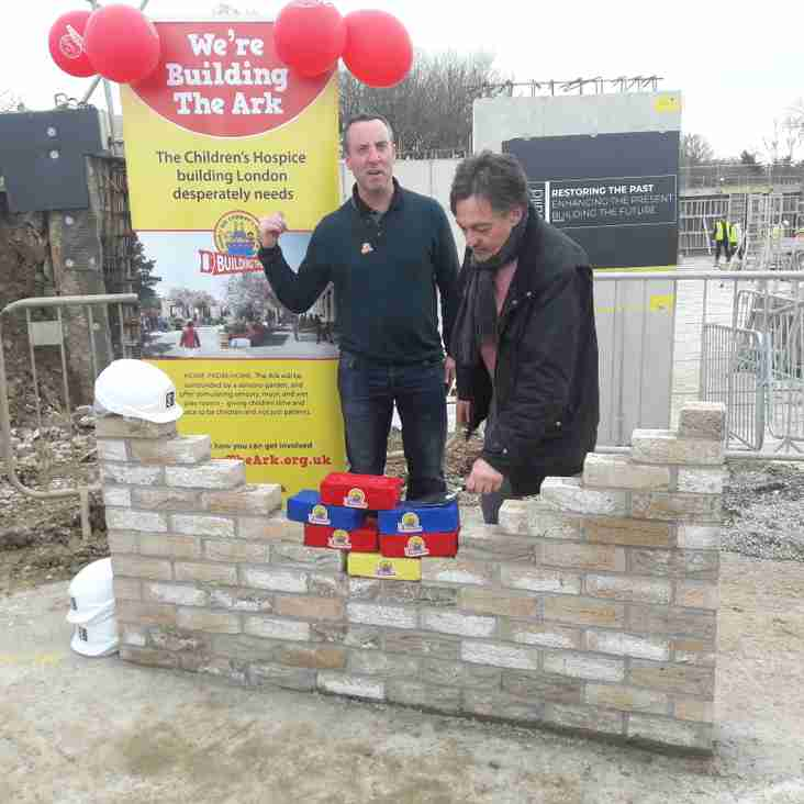 Mill Hill Village - helping to Build the Ark