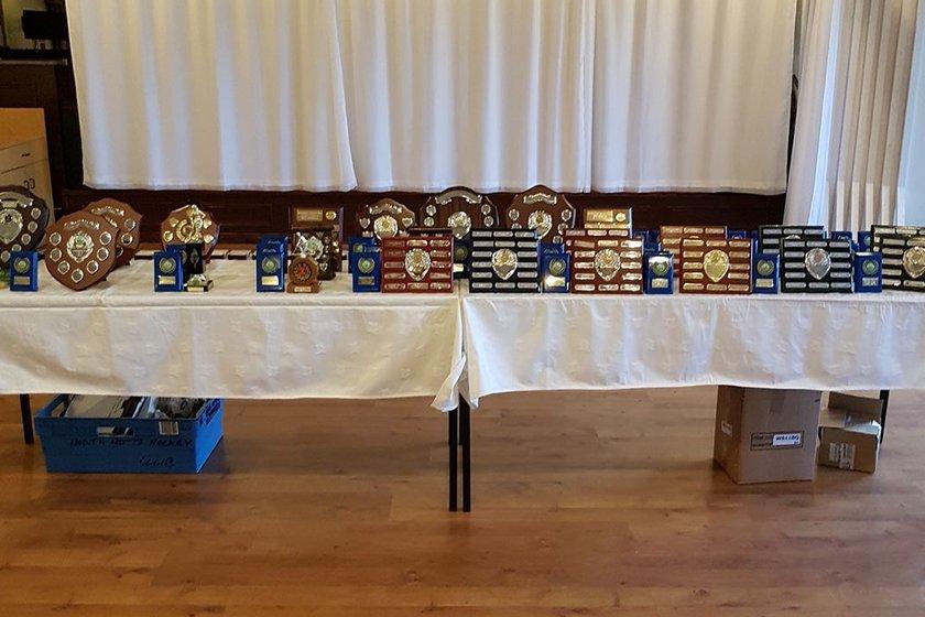 North Notts Presentation 2016-17 Season