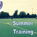 North Notts Summer Training
