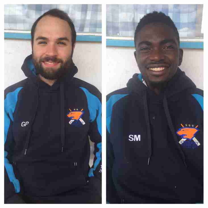 More Signings For Men's Side
