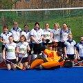 Ladies 2 lose to Nottingham Trent University Women's 1st  3 - 0