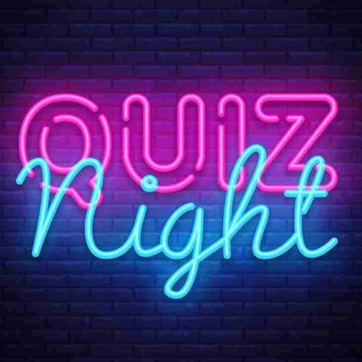 Quiz Night Next Week!