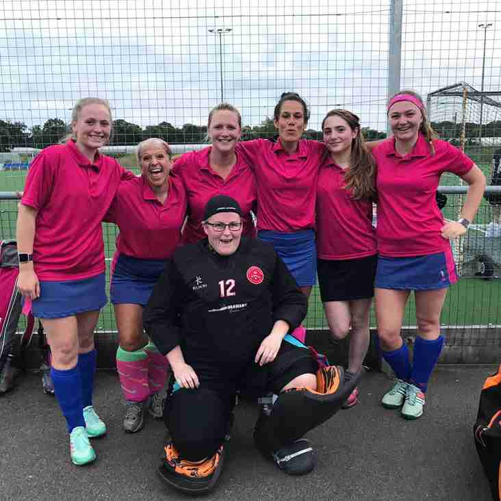 Ladies 1sts Win Summer League 2019!