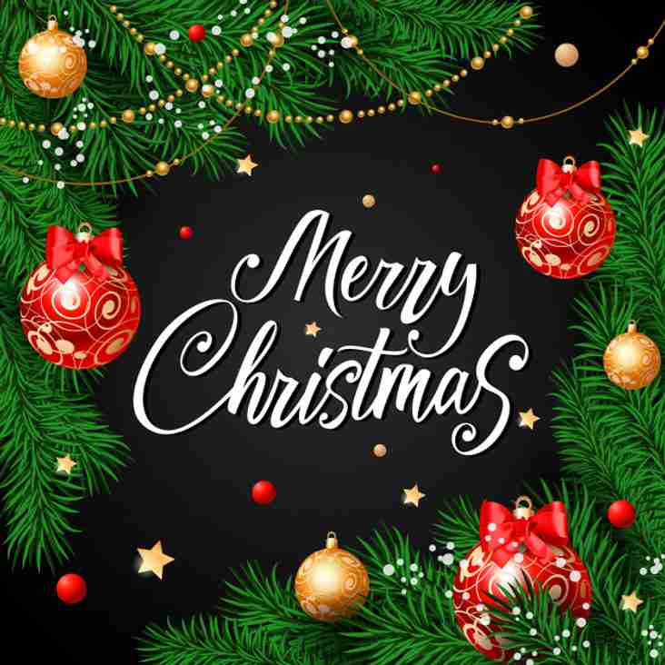Merry Christmas from Toft CC!