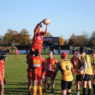 Cambridge U15 40 - 24 Bury St Edmunds