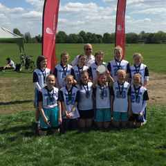 U13 GIRLS WIN THE MANCHESTER CHALLENGE