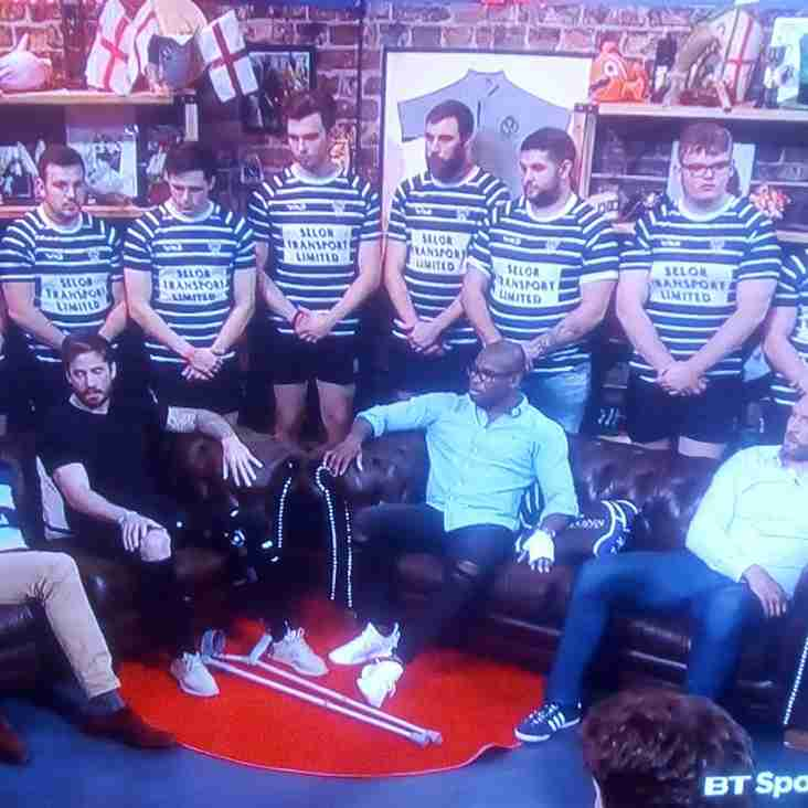 Anchs on BT Sport