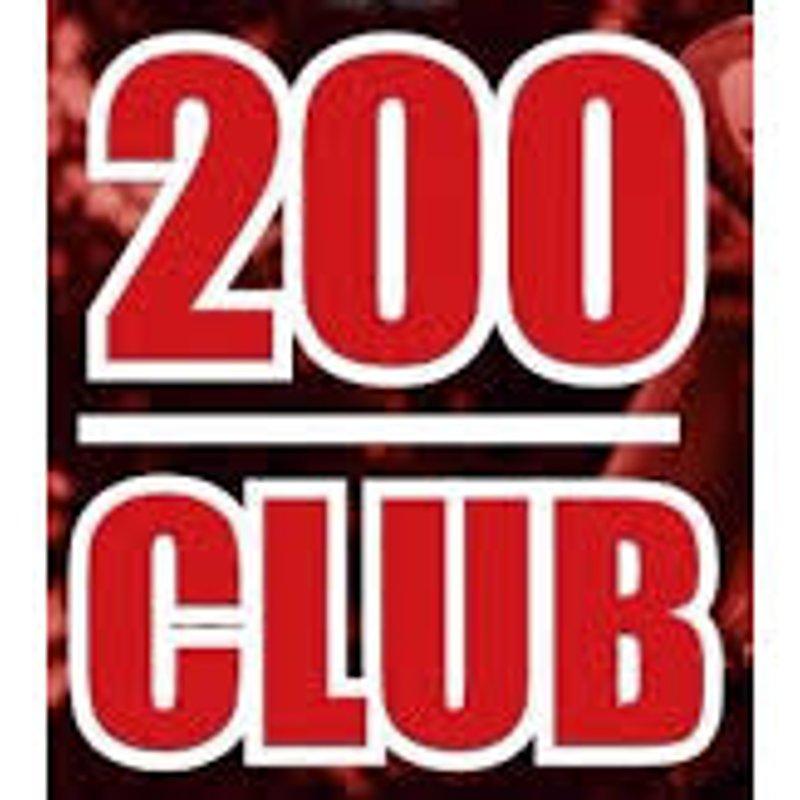 Newcastle (Staffs) 200 Club