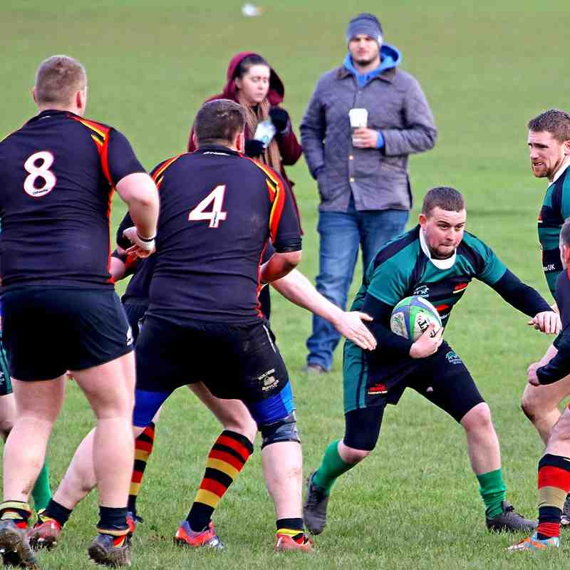 Carnforth V Thornton Cleveleys 2XV - 27/02/2016