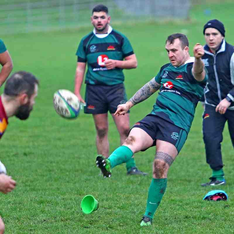 Carnforth V Clitheroe - 21st Jan 17 - Thanks to Tony North