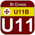 Sparsholt A 95/6 - 112/9 St Cross Cricket Club