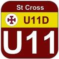 St Cross Cricket Club vs. N & W Girls U11