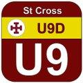 St Cross Cricket Club 264/0 - 286/0 Trojans B