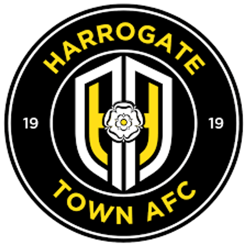 10 May 2019 7pm - Harrogate Town - FA Maddison Cup Final