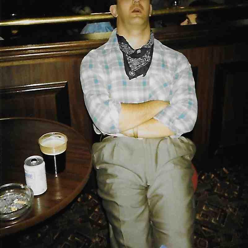 Dublin 1991 - The Cowboy Tour