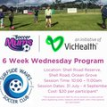 SOCCER MUMS - join up now for light fitness at Shell Road Reserve, back in Term 3