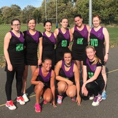 Weybridge Vandals Netball Club vs. Oxshott D