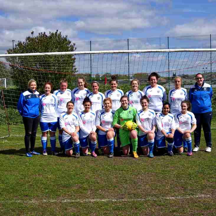 Skipton Town Ladies FC joins Pitchero!