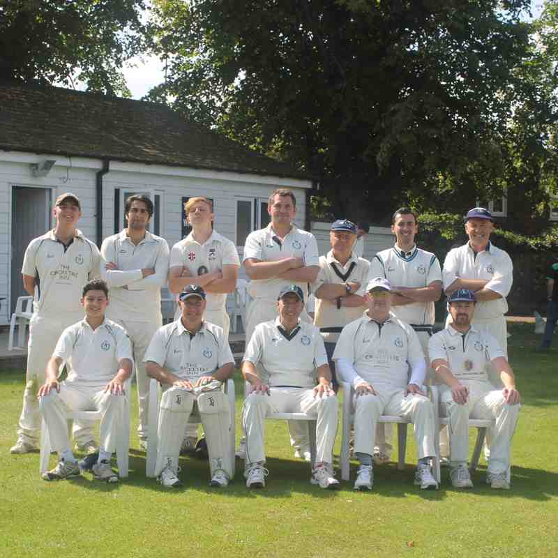 2nd XI KCVL Division 5 winners 2017