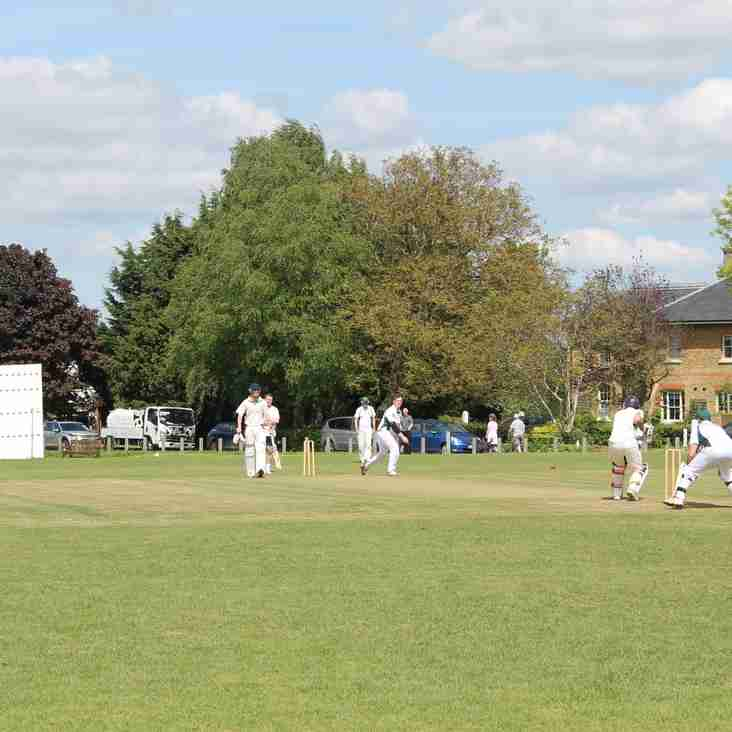2nd XI clinch first league win in a nail biter