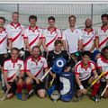 Mens 1 beat Croydon & Old Whitgiftian 2 2 - 0